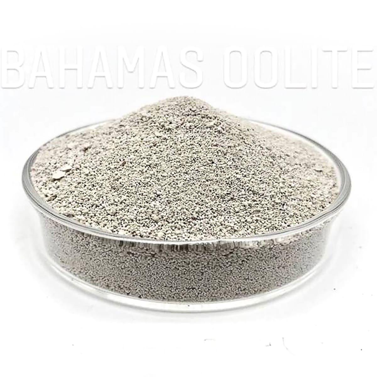 Substrato para Marinho e Ciclídeos Ocean Tech Oolite Sand 8kg