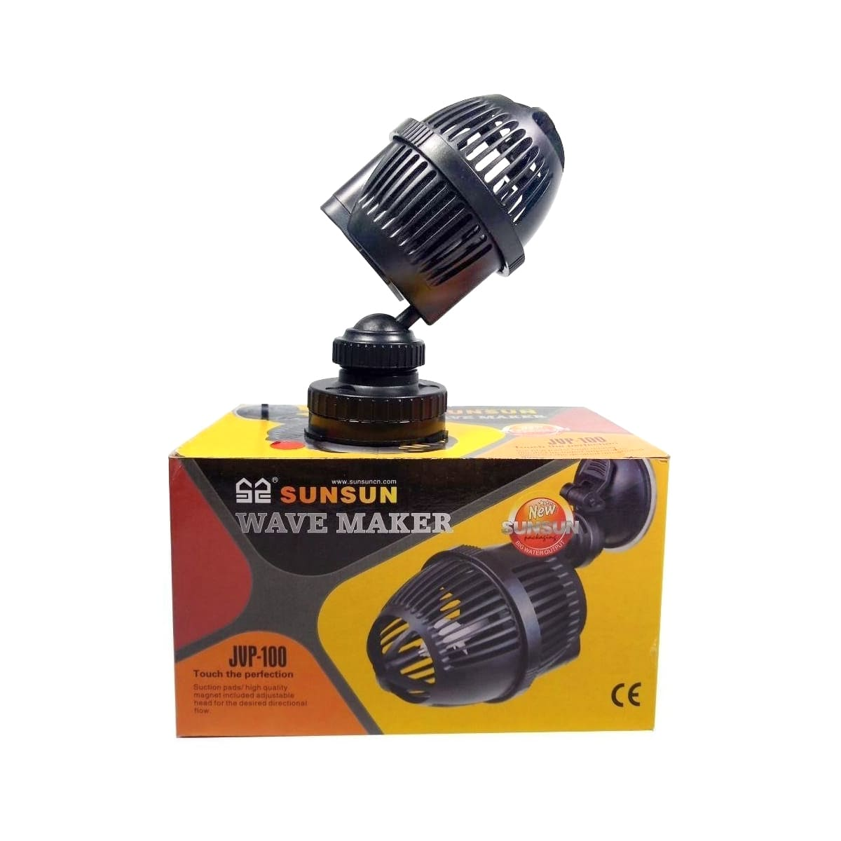 Sunsun Wave Maker Jvp 100b - 2500l/h 110v Imã