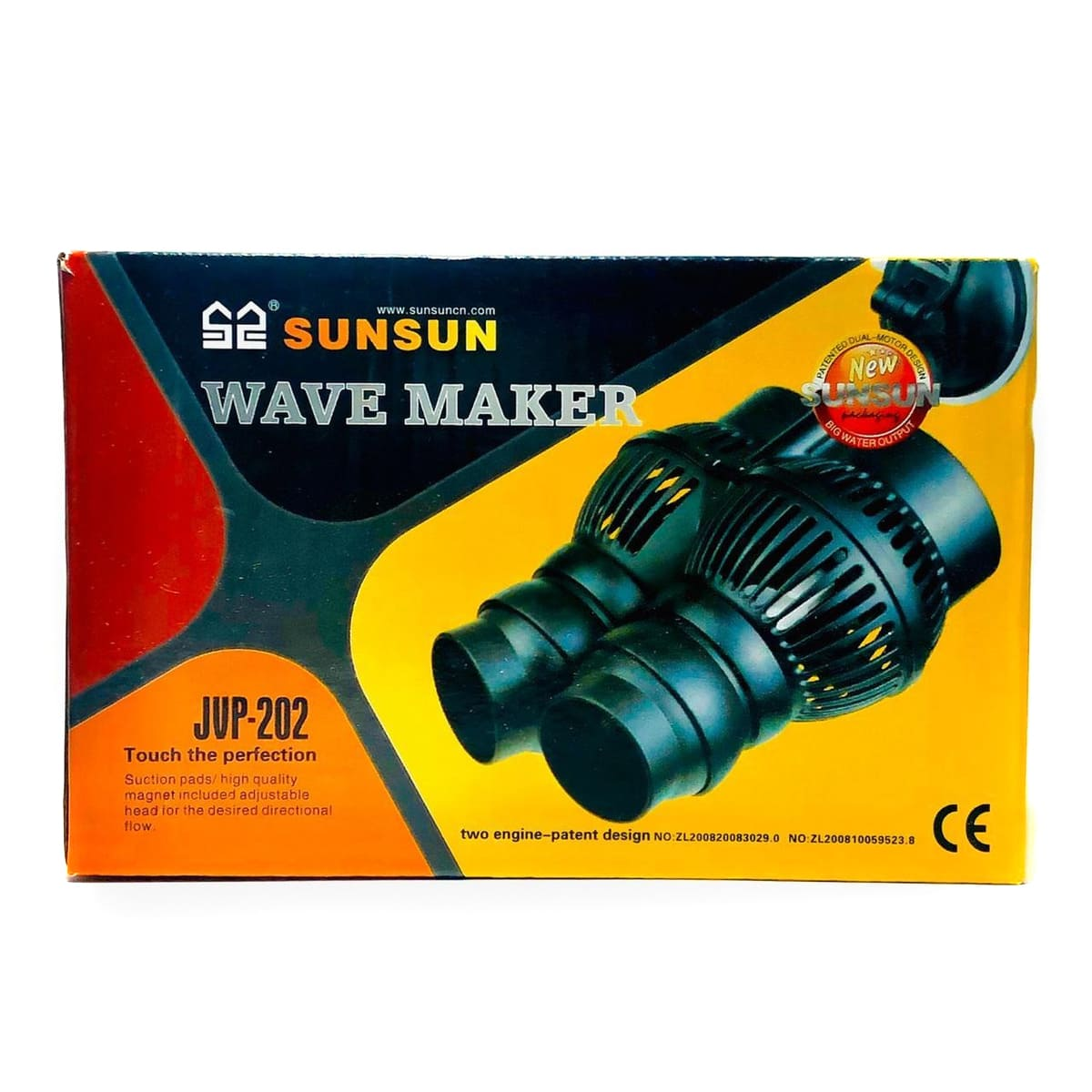 Sunsun Wave Maker Jvp 202b 12000l/h 110v Imã