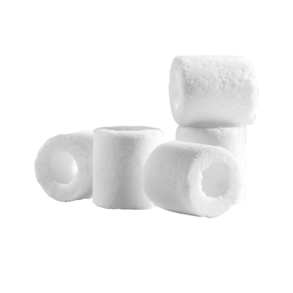 Cerâmica Cubos Circular 2,2L 1,5kg Bioglass Super Biológica