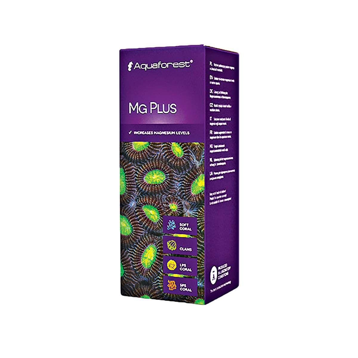Aquaforest Mg Plus 200ml Suplemento de Magnésio