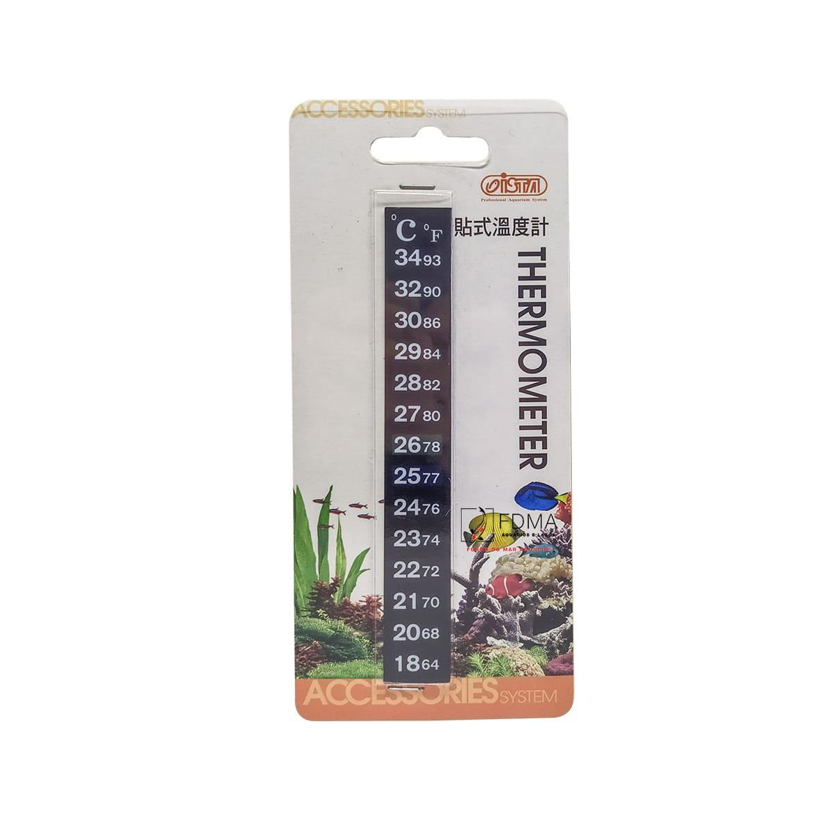 Termômetro de Fita ISTA para uso Externo - I-621