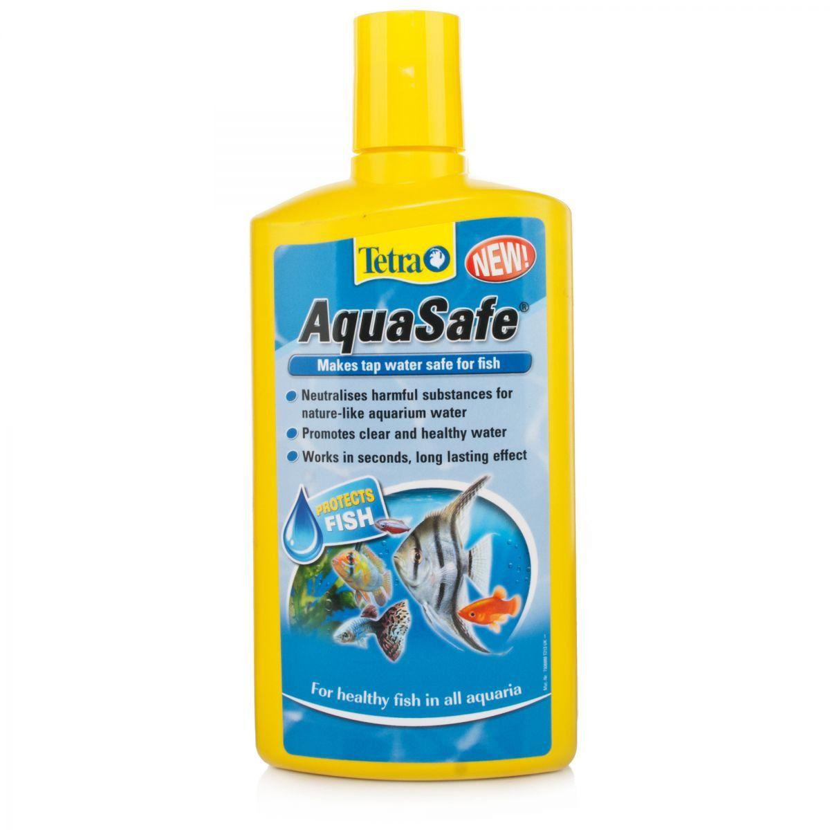 Condicionador de Água TETRA Aquasafe 50ml