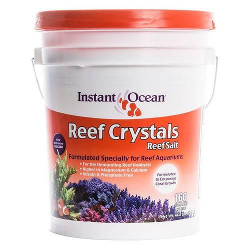 Instant Ocean Reef Crystal Sal Marinho  21,7 kg