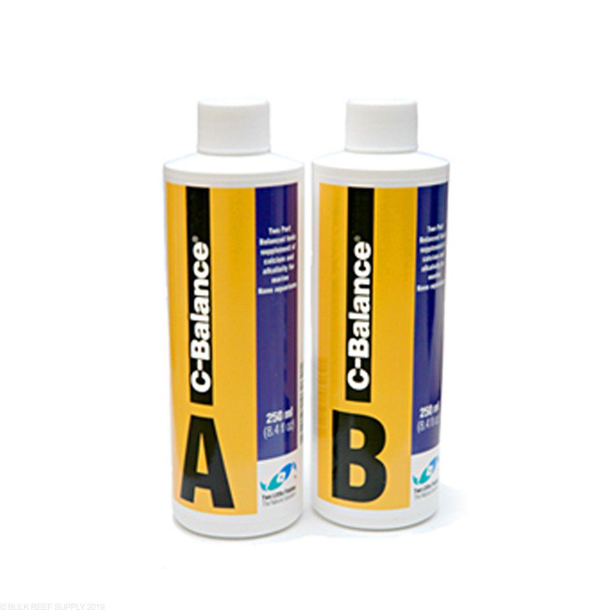 Suplemento de Cálcio e Alcalinidade TLF C-Balance (A+B) 250ml