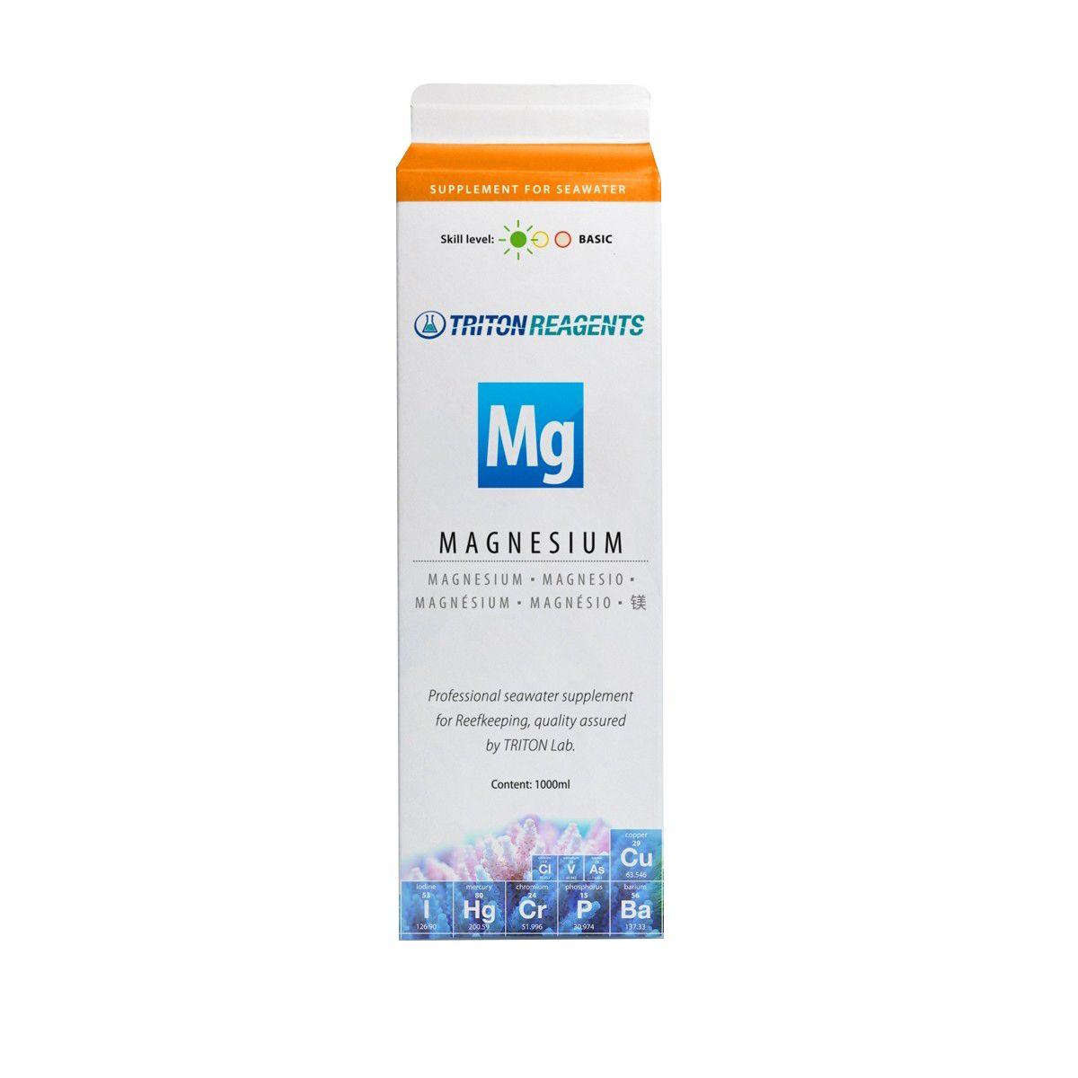 TRITON MAGNESIUM 1000 ML - AUMENTO DE MAGNESIO