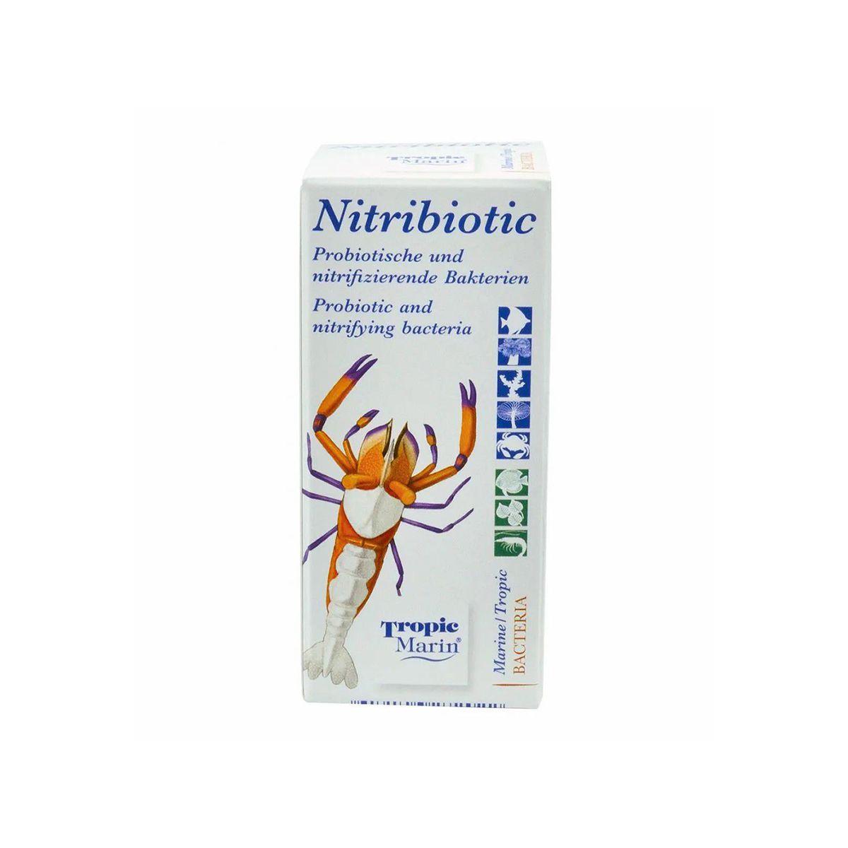 Tropic Marin Nitribiotic 25ml - Bactérias Nitrificantes