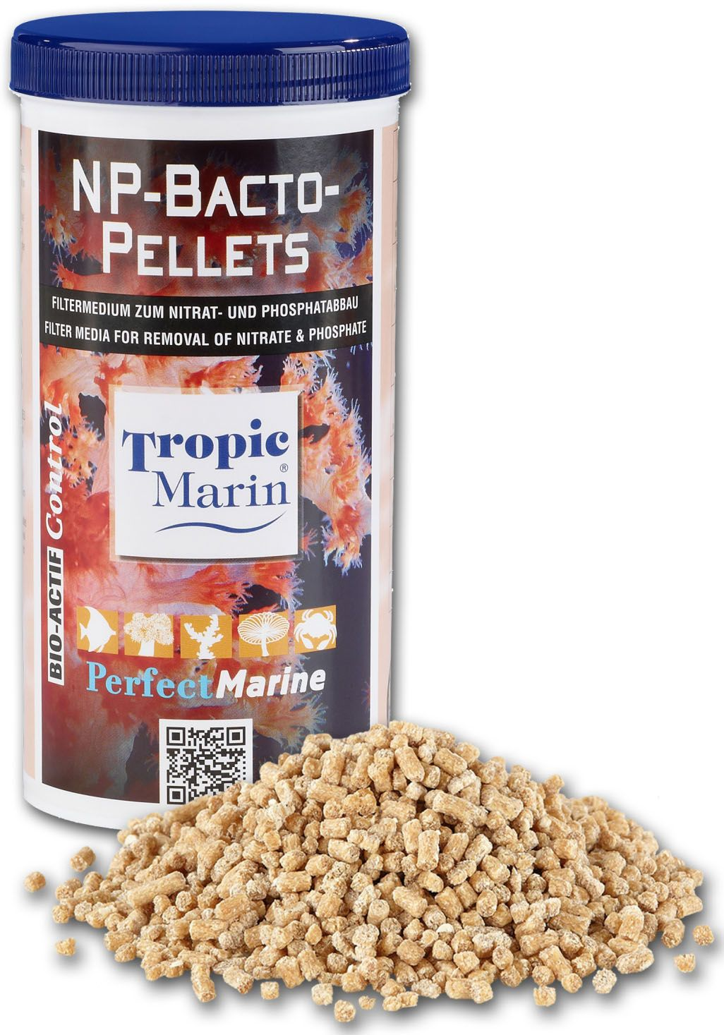 Tropic Marin Np-Bacto Pellets 500ml