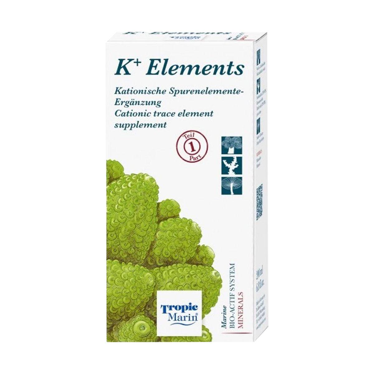 Tropic Marin Pro Coral K+Element 200ml Nutrientes Catiônicos