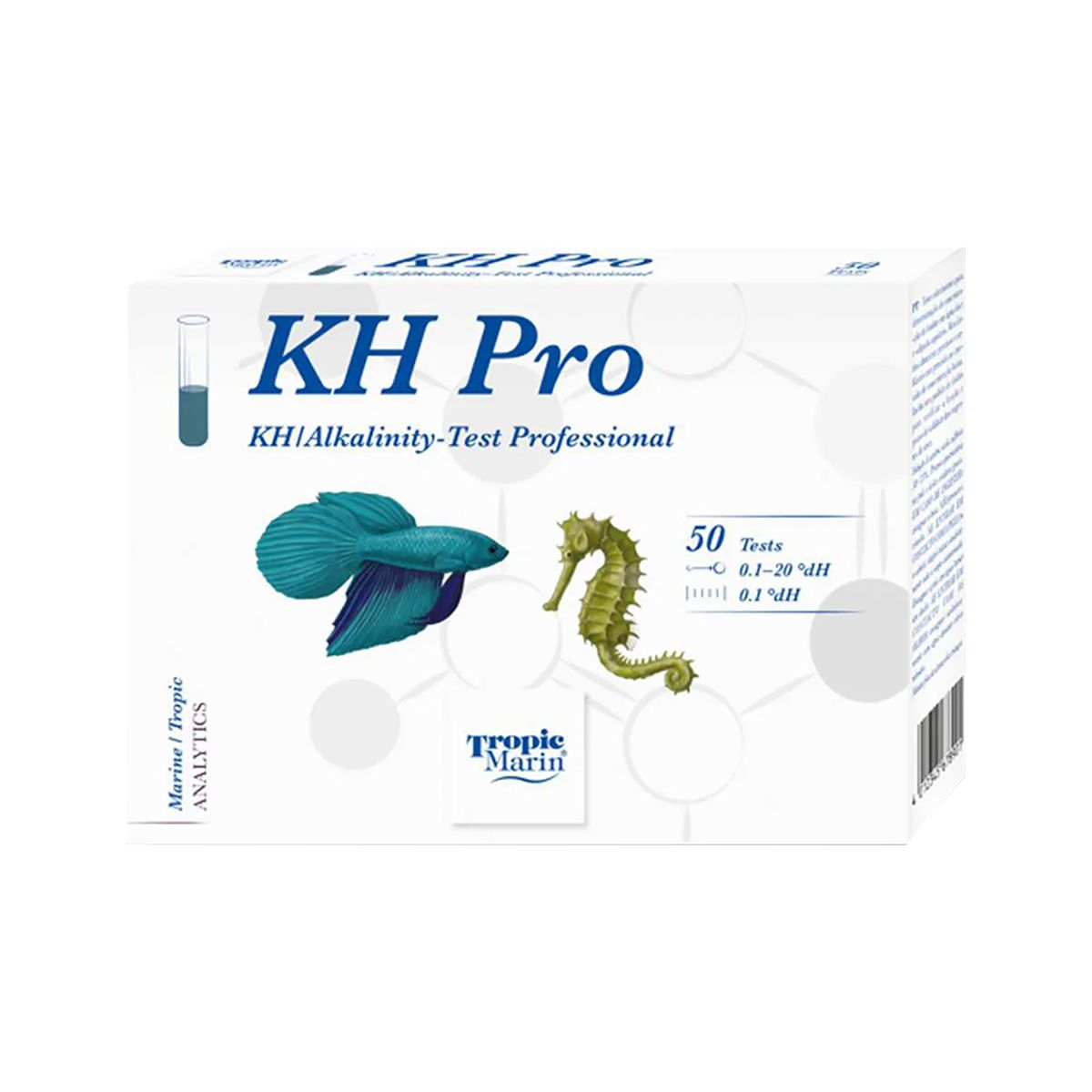 Tropic Marin Teste De Kh - Alkalinity Profissional