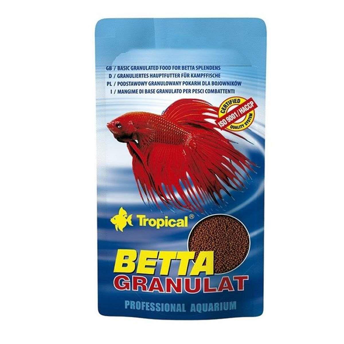 Tropical Betta Granulat 5g