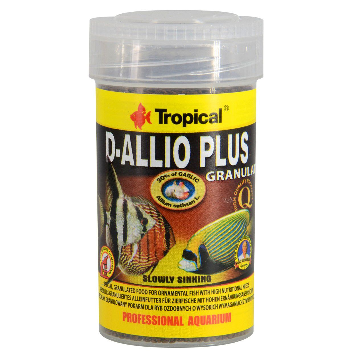 Tropical D-Allio Plus Granulat 60g