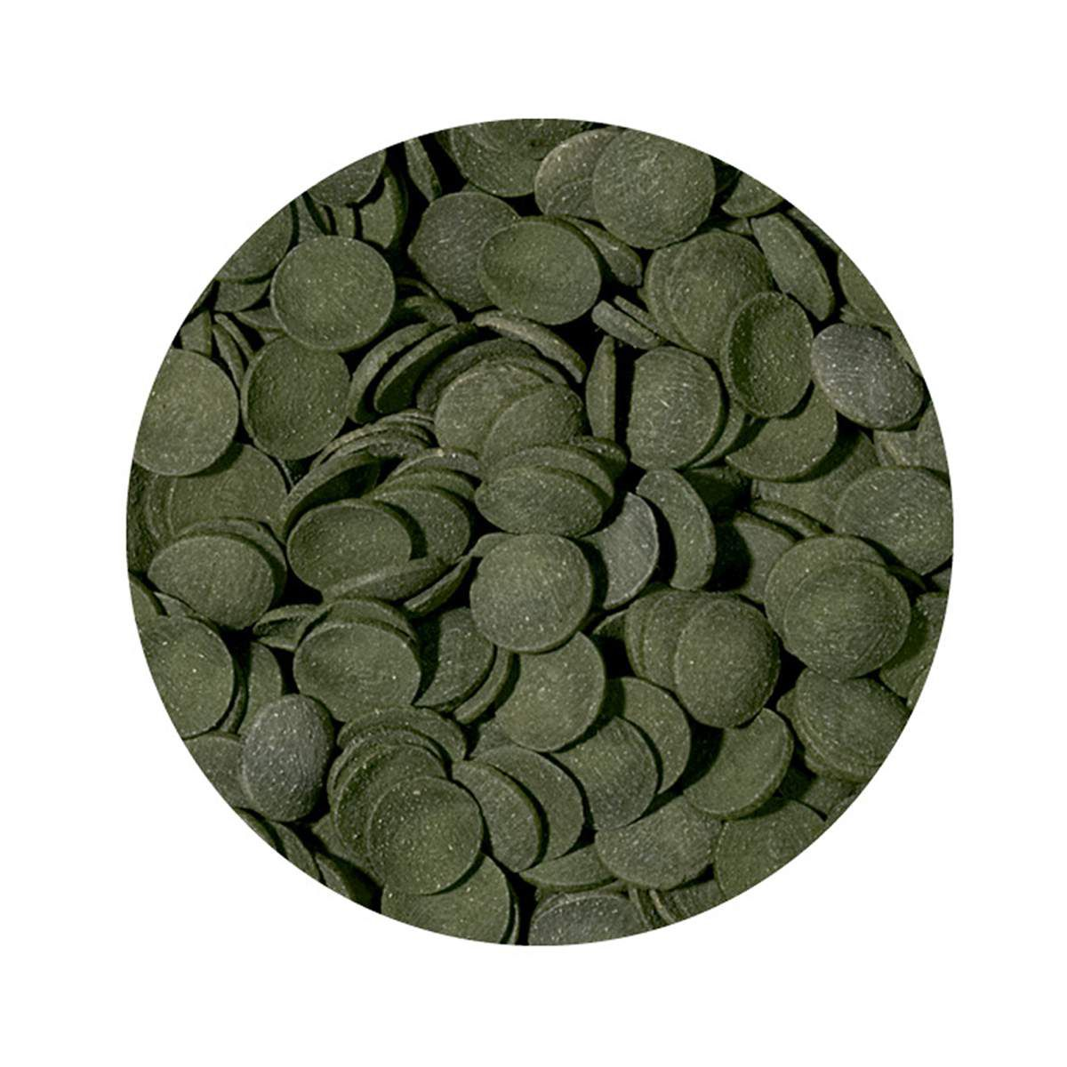 Tropical Green Algae Wafers - Ração Cascudos De Raça 45g