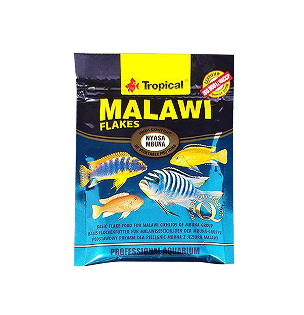 TROPICAL MALAWI - ZIP LOCK SACHET 12G