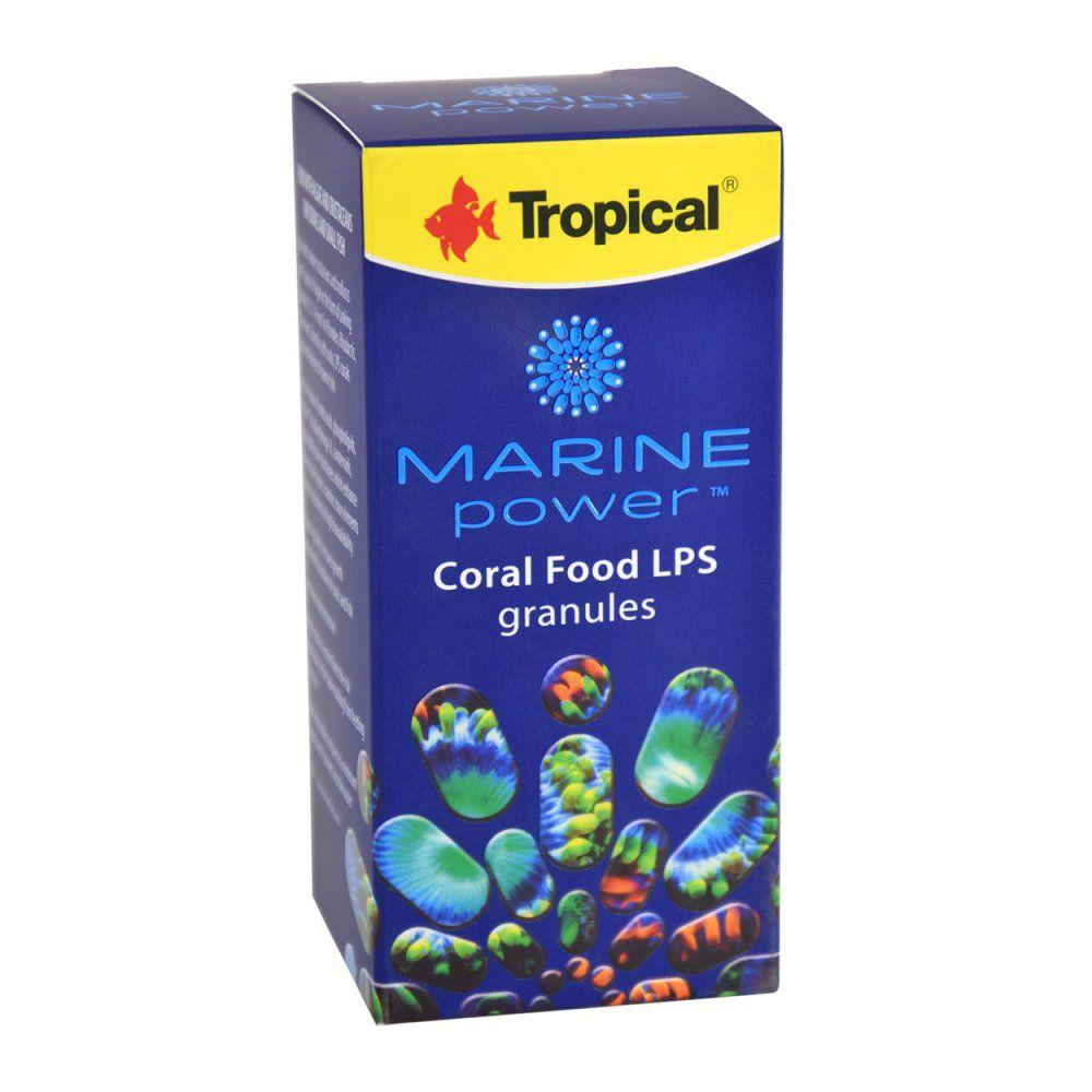 Tropical Marine Power Coral LPS Granules 70g