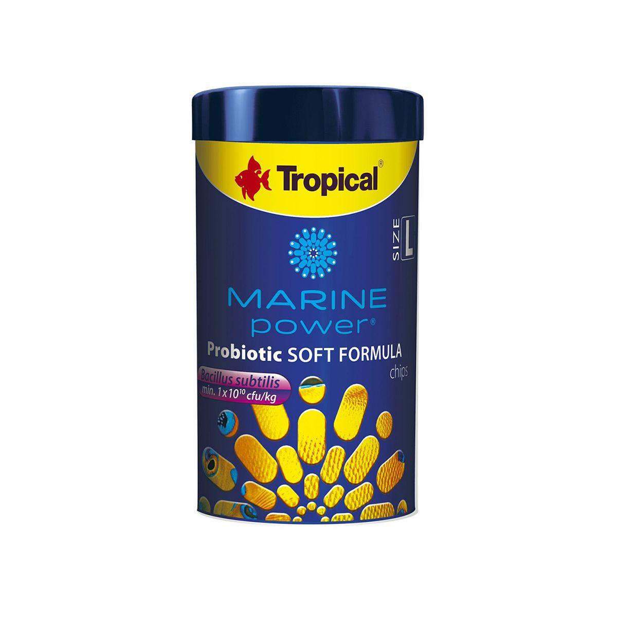 Tropical Marine Power Probiotic Soft Formula Size L 52g