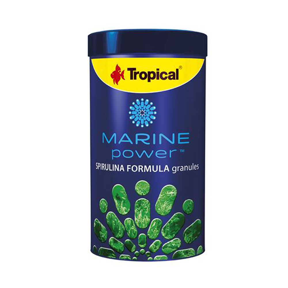 Tropical Marine Power Spirulina Formula Granules 150g