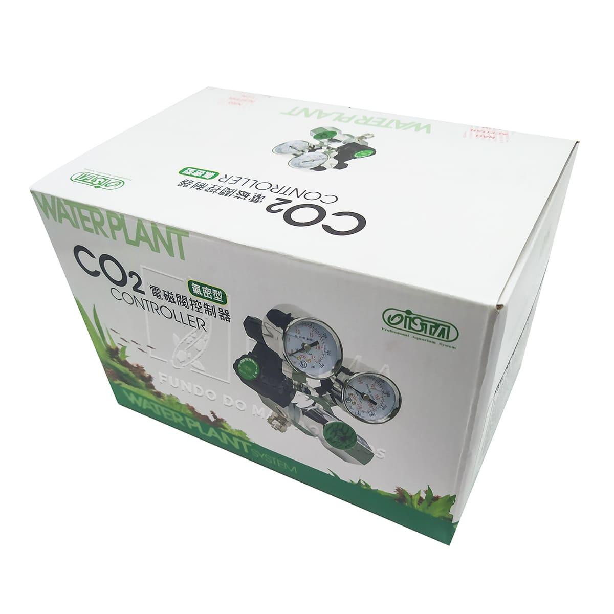 Válvula Solenóide Co2 Ista I-533 Aquários Plantados Cilindro