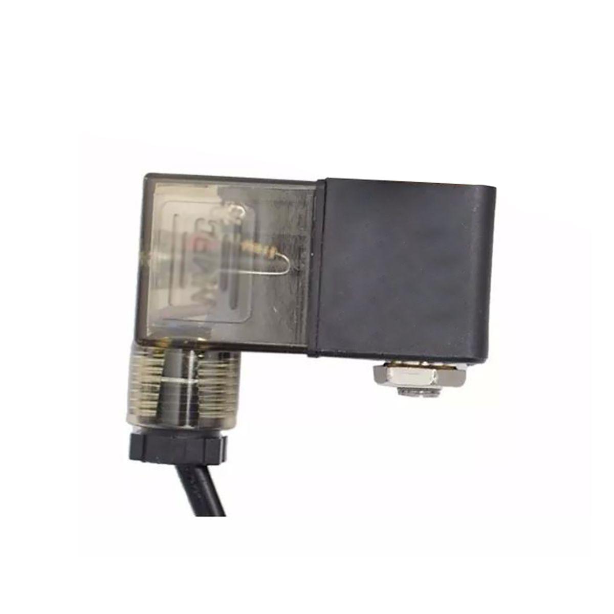 Válvula Solenoide para Regulador de Co2 Soma Tool 127v