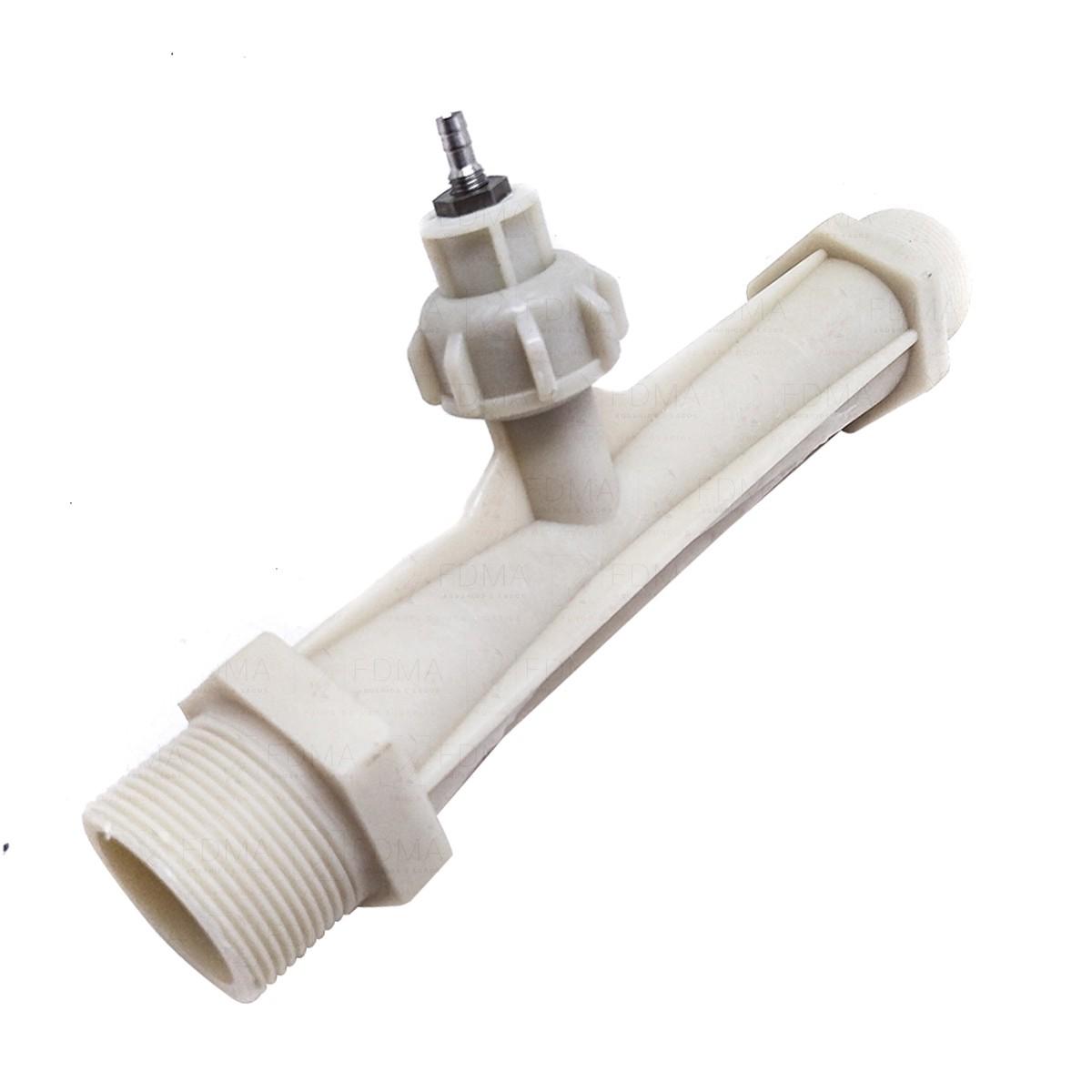 Venturi Cubos para Tubulação 50mm ou 1 Polegada e Meia