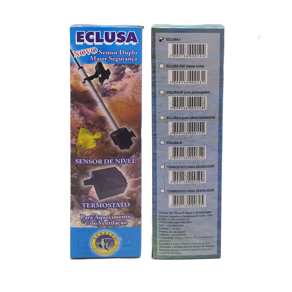 Zanclus Sensor De Nível Mecânico Eclusa I  (Bivolt)