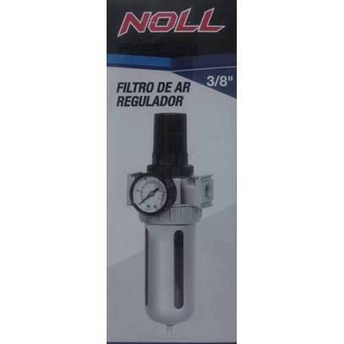 Filtro De Ar Regulador 3/8'' Bsp Noll 322,0005