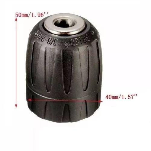 Mandril De Aperto Rápido Tork 3/8 10mm Ma 38