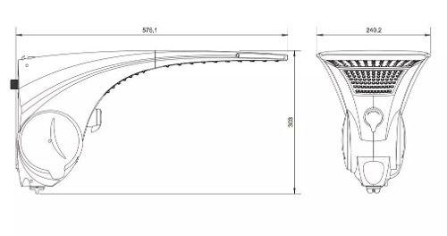 Chuveiro Duo Shower Quadra Turbo Lorenzetti 220v 7500w