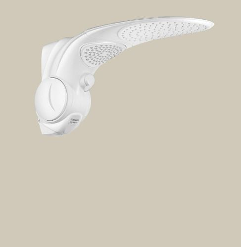 Chuveiro Duo Shower Turbo Lorenzetti Branco 220v 6800w