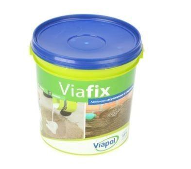 Adesivo Para Argamassa Liquido Viapol Viafix 3,6 Kg
