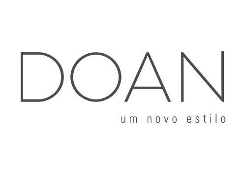 Torneira P/ Lavatório Doan Cromada Alavanca Design Parede AA04