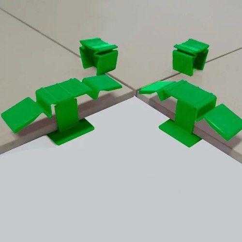 Espaçador Nivelador Robozinho 1,5mm Deplasti Com 50 Peças