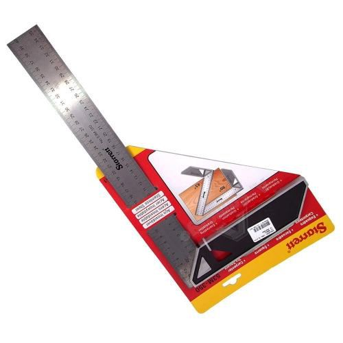 Esquadro Carpinteiro De Inox 350mm K53m-350-s Starrett