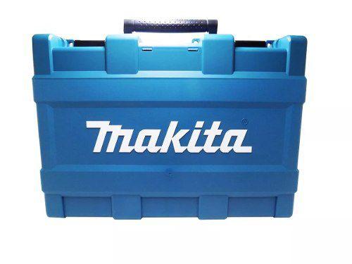Parafusadeira Furadeira Impacto Makita C/ 2 Baterias Dhp481rfe + Maleta E Carregador