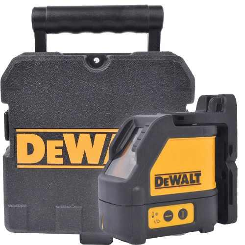 Nível Laser Dewalt Horizontal E Vertical 3 Pilha Aa Dw088k
