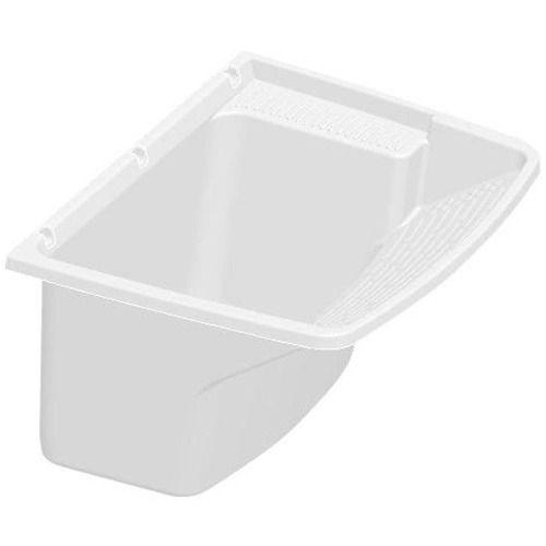 Tanque De Lavar Roupas Tigre 15 Litros Branco Plástico