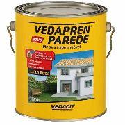 Tinta Impermeabilizante Branco Parede Vedapren Vedacit 3,6kg