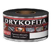 Fita Asfáltica Autoadesiva Multiuso Dryko 10cmx10m