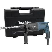 Martelete Rotativo Makita Sds Plus 22mm 710w 220v C/ Mal M8700g
