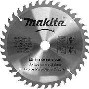 Disco De Serra Makita Madeira Widea 185mm X 40 Dentes D51356