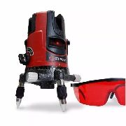 Nível Laser Prof Automático - 5 Linhas C/ Maleta Strong