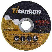 Kit 20 Disco De Corte Fino 4.1/2 x 1,0 Titanium
