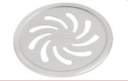Amanco Grelha Red Vortice Inox 150