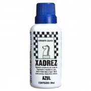Corante Líquido Azul Xadrez 50ml