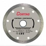 Cortag Disco de Corte Diamantado Profissional Premium 200mm