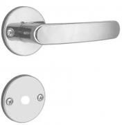 Fechadura Inox Premium/wc 2800/11 Ip (banheiro) Aliança