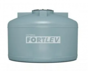Cisterna Tanque Vertical 2.500 lts Fortlev Aterrada