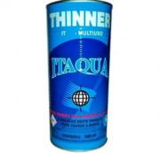 Thinner Itaqua 37 Diluições- 900 Ml