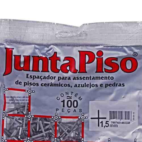 Kit 1000 Espaçador Junta De Piso 1,5mm Cortag 60555