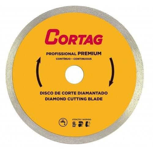 Disco Corte Diamantado Zapp Premium 180mm Cortag